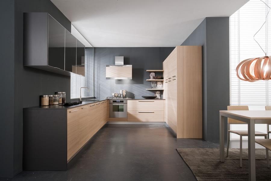 Realizzazione e vendita cucine componibili su misura for Vendita cucine torino